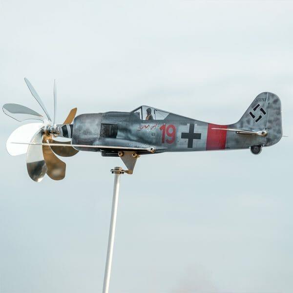 focke-wulf-190A-fuer-den-garten