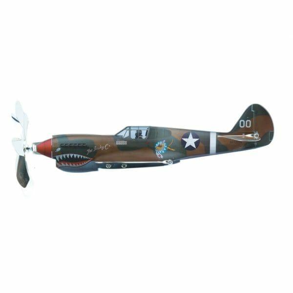 curtiss-p-40m-kittyhawk-flugzeug